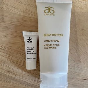 New Arbonne shea butter hand cream